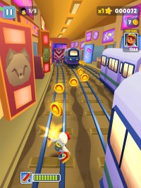 Subway Surfers Hoverboard