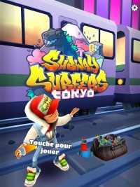 Subway Surfers Accueil