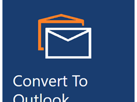 Convert To Outlook
