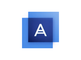 Logo Acronis Cyber Protect Home Office (Acronis True Image)