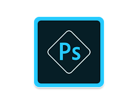 Logo Adobe Photoshop Express