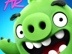 Angry Birds AR: Isle of Pigs