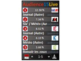 Audience 15 Live