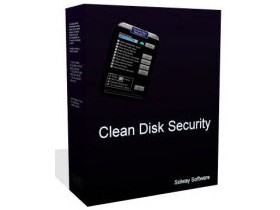 Logo Clean Disk Security
