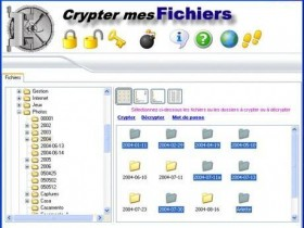 Crypter mes fichiers