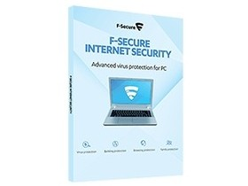Logo F-Secure Internet Security