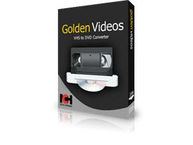 Golden Videos VHS to DVD