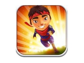 Ninja Kid Run by Fun Games For Free