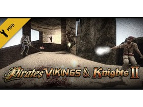 Pirates, Vikings, Knights