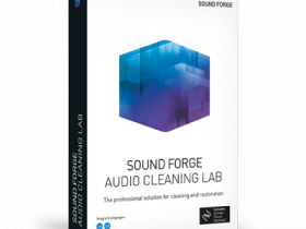 SOUND FORGE Audio Cleaning Lab