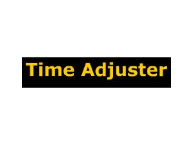 Time Adjuster