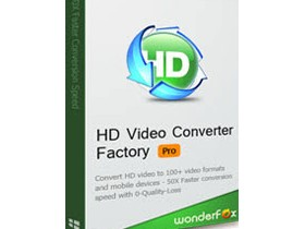 WonderFox Free HD Video Converter Factory