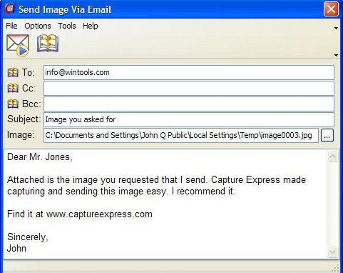 Capture Express
