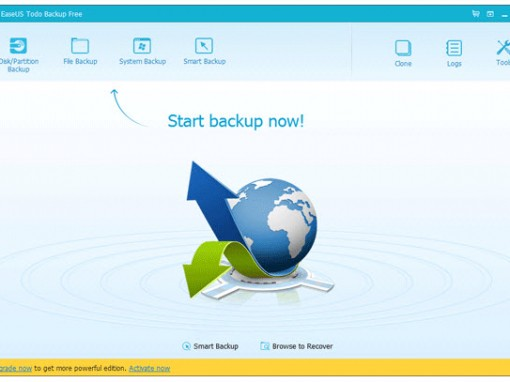 EASEUS Todo Backup Home Edition