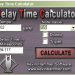 Delay Time Calculator