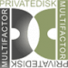 Private Disk Multifactor