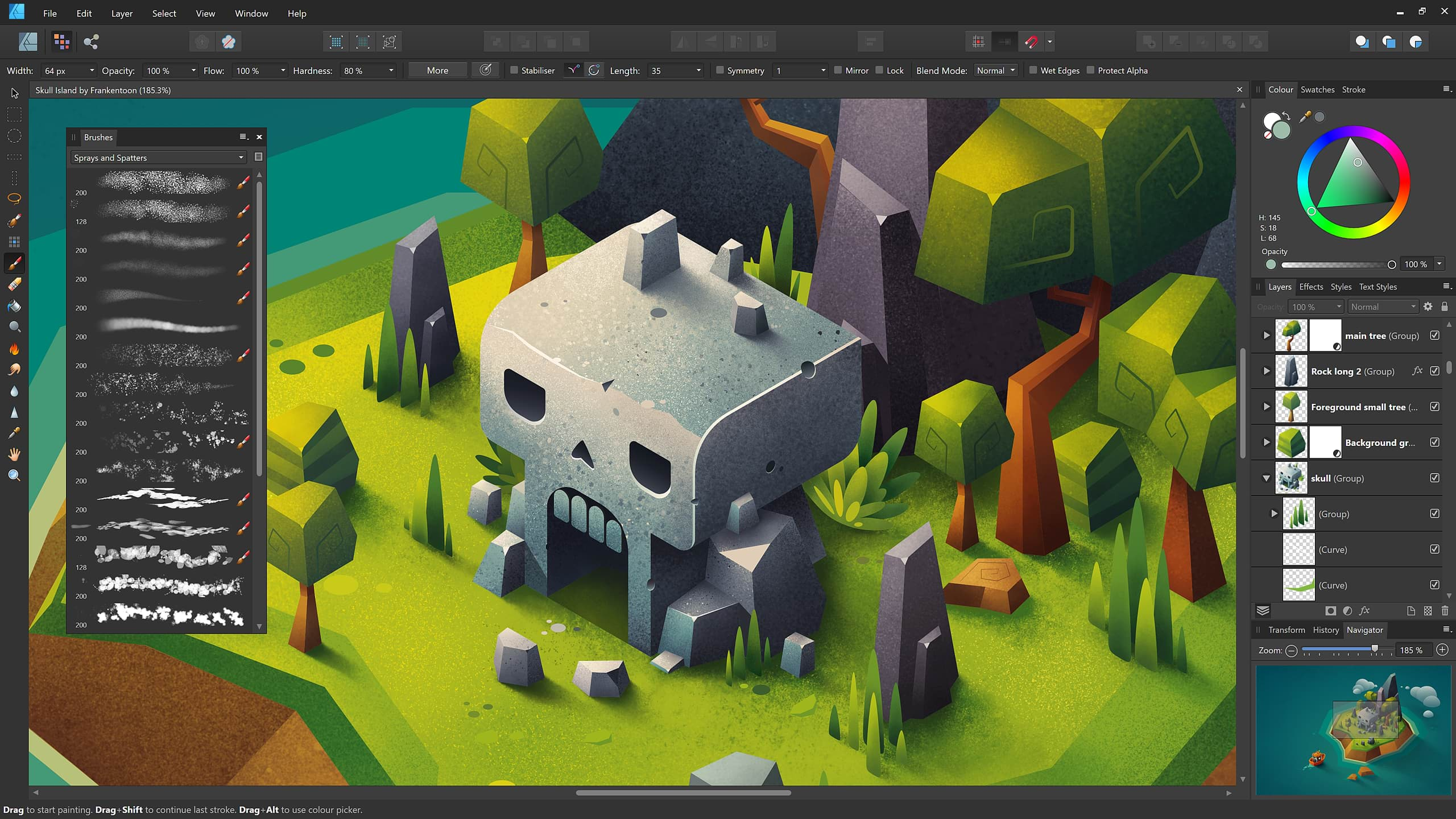 Affinity Designer Pros and Cons