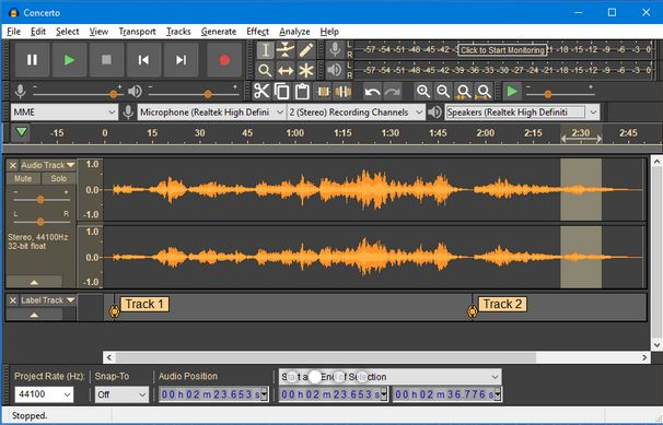 audacity video editor free download