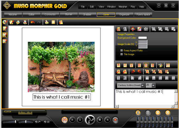 av music morpher gold gratuitement