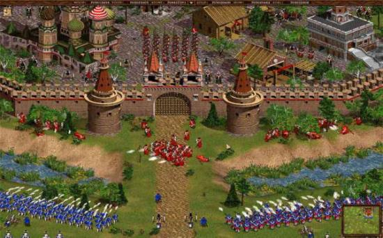 le jeu cossacks european wars gratuitement