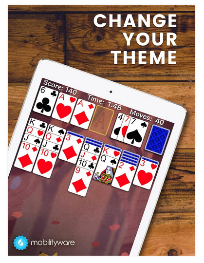 telecharger 123 free solitaire pour android