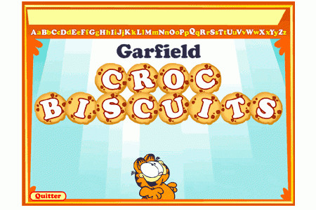 tap touche garfield gratuit