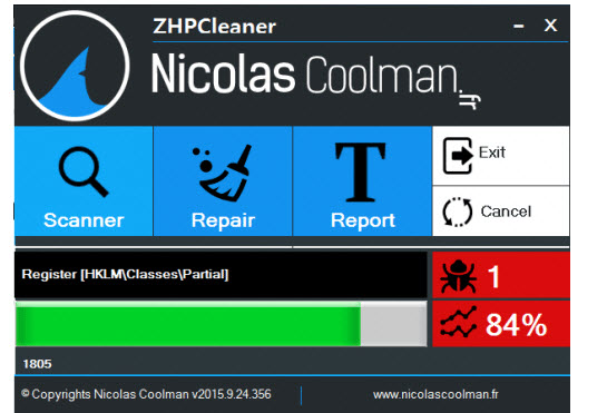 NICOLAS TÉLÉCHARGER ZHPCLEANER